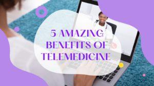 benefits of telemedicine dro health