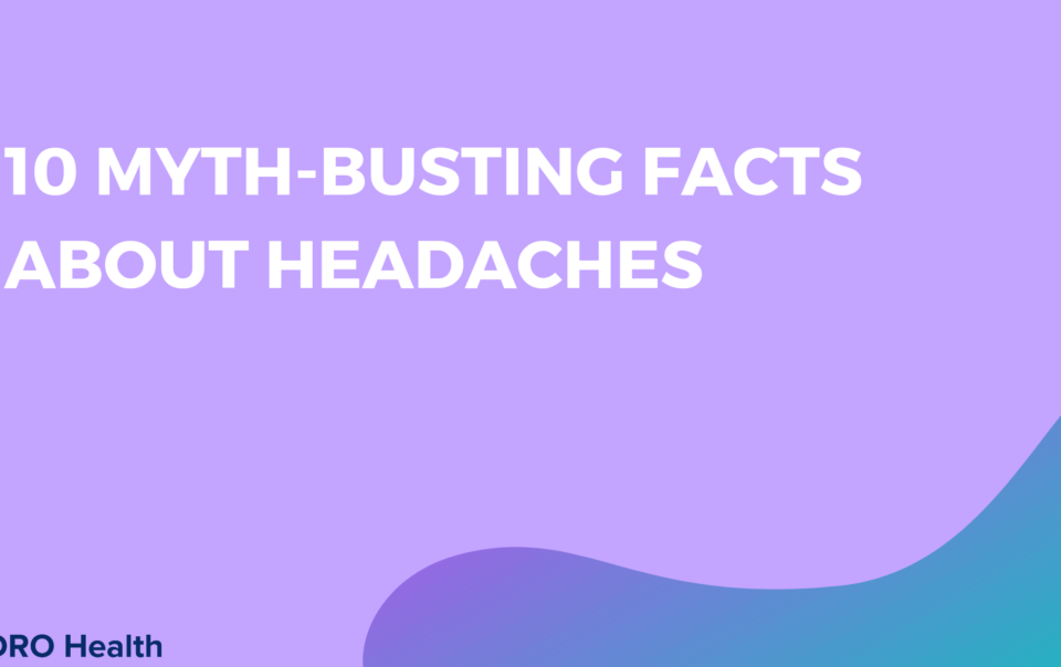 dro health headaches