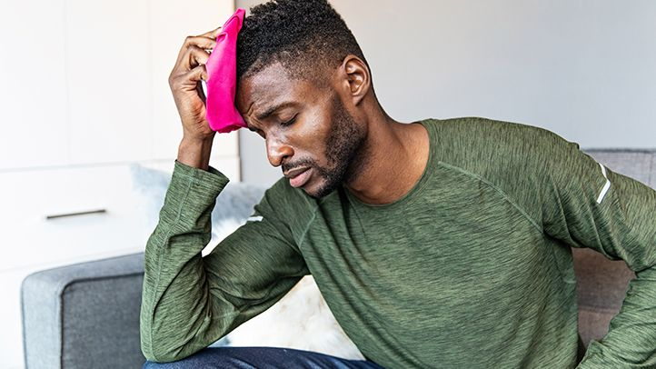 cold compress packs help with tension headaches