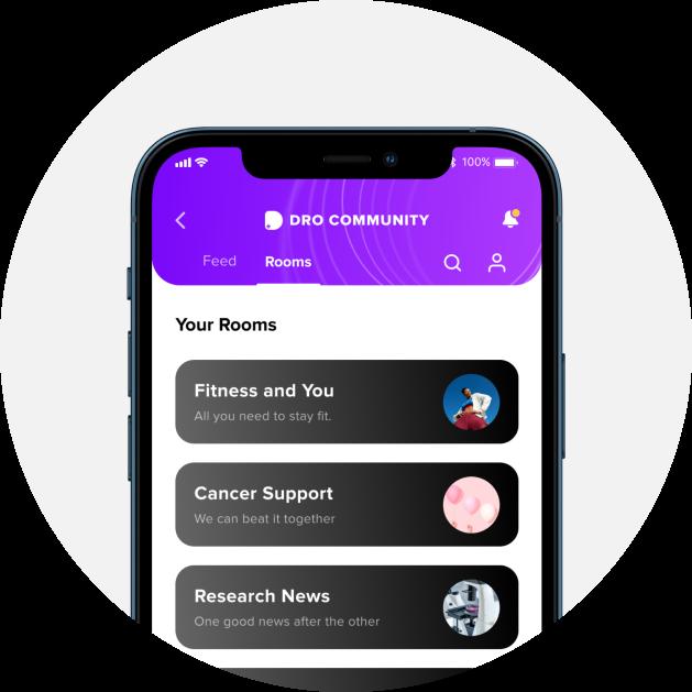 Community rooms